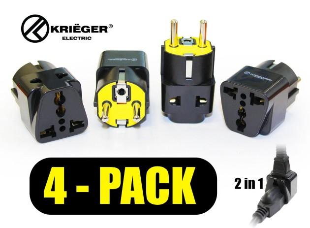 Kd Grm4 Plug Adapters Krieger Electric