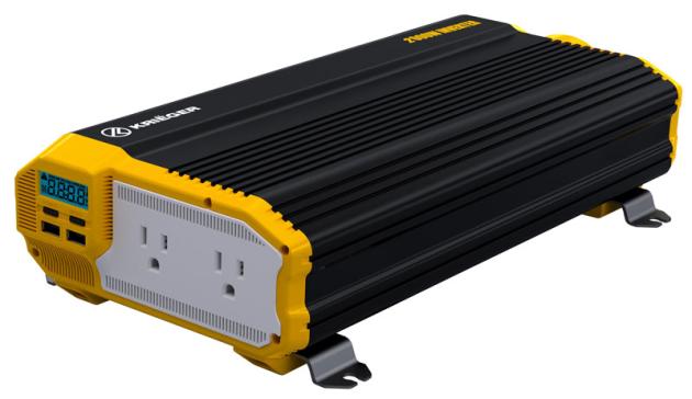 Kr2000 Power Inverters Krieger Electric